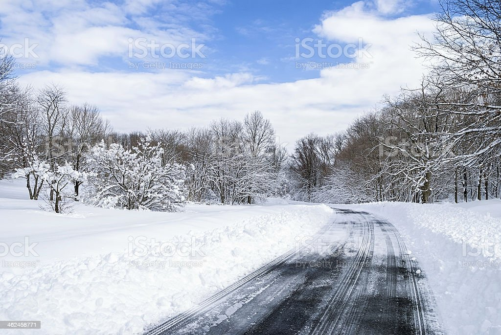 Just Plowed stock photo