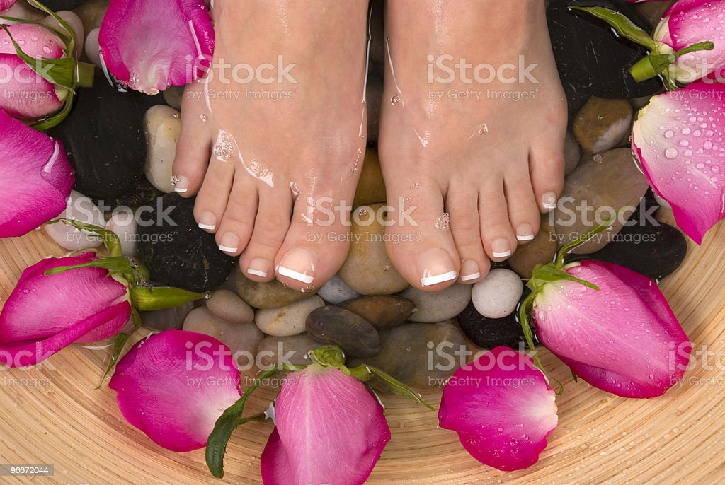 Just Relax royalty-free stock photo