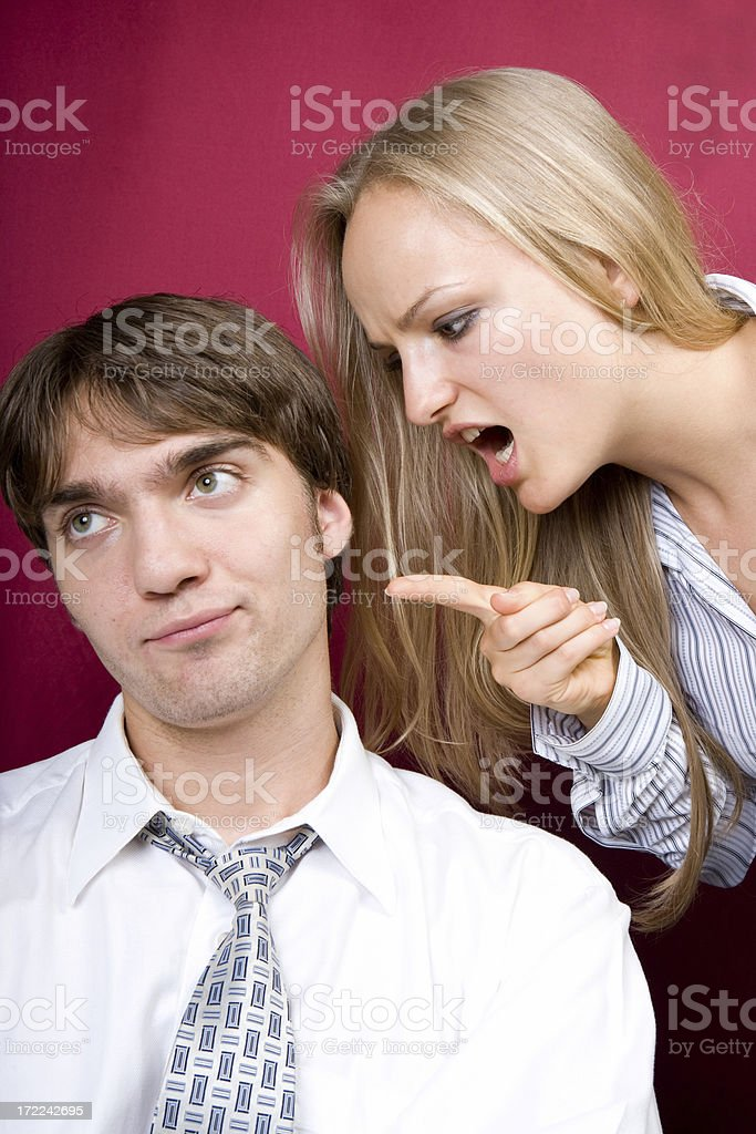 Just stop royalty-free stock photo