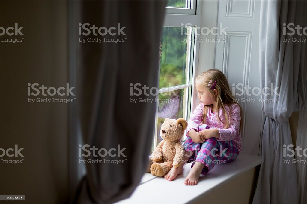 Just wanting a friend to play with. stock photo
