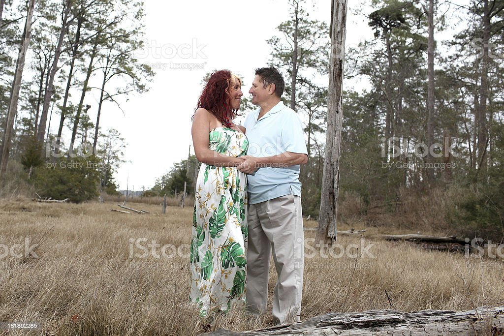 Just you and I royalty-free stock photo