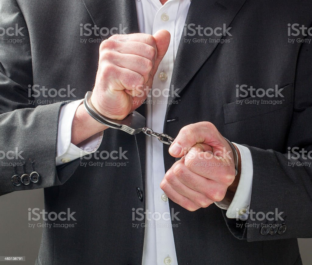 justice in business royalty-free stock photo