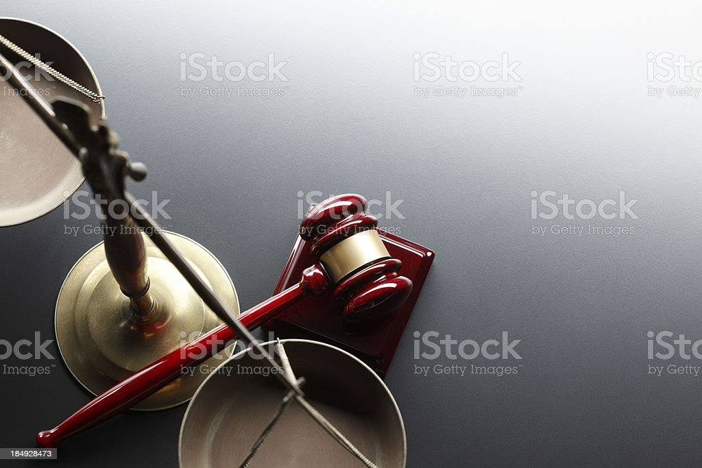 Justice stock photo
