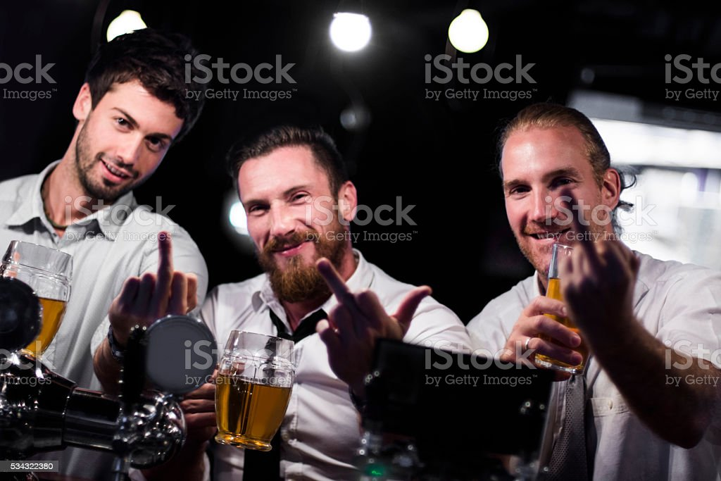 F**k Mondays! stock photo