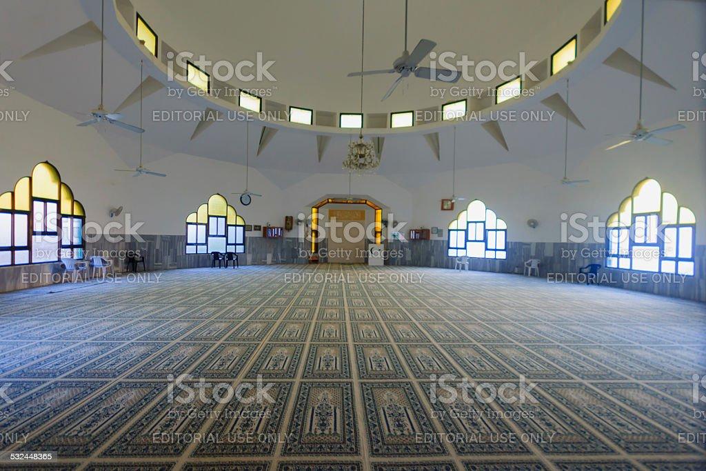 Kababir Mosque stock photo