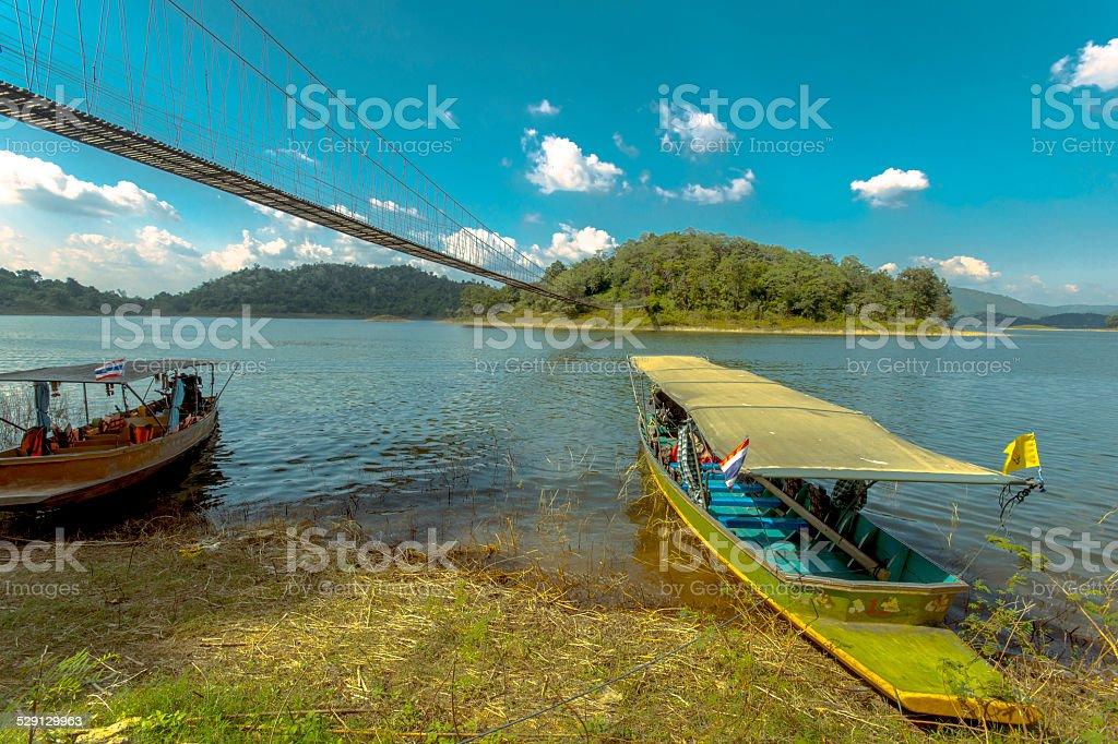 Kaeng Krachan National park royalty-free stock photo