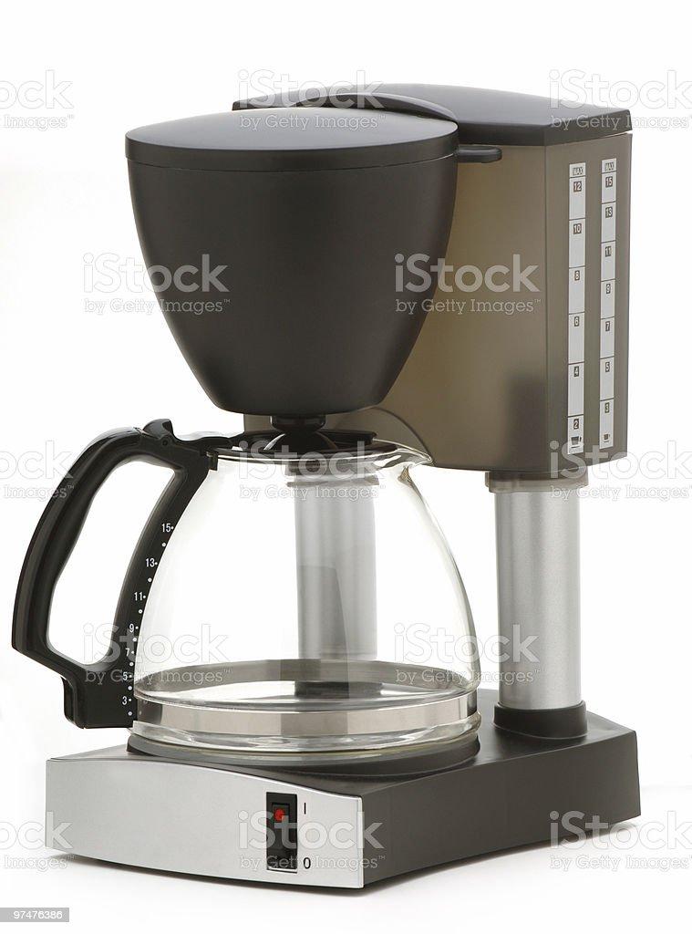Kaffeemaschine royalty-free stock photo