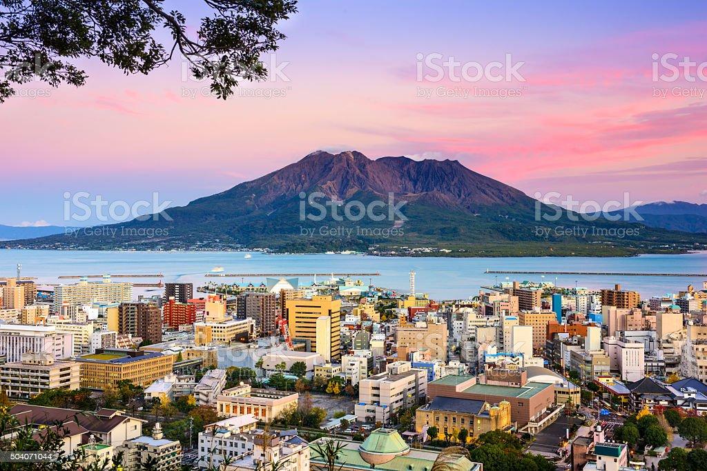 Kagoshima, Japan stock photo