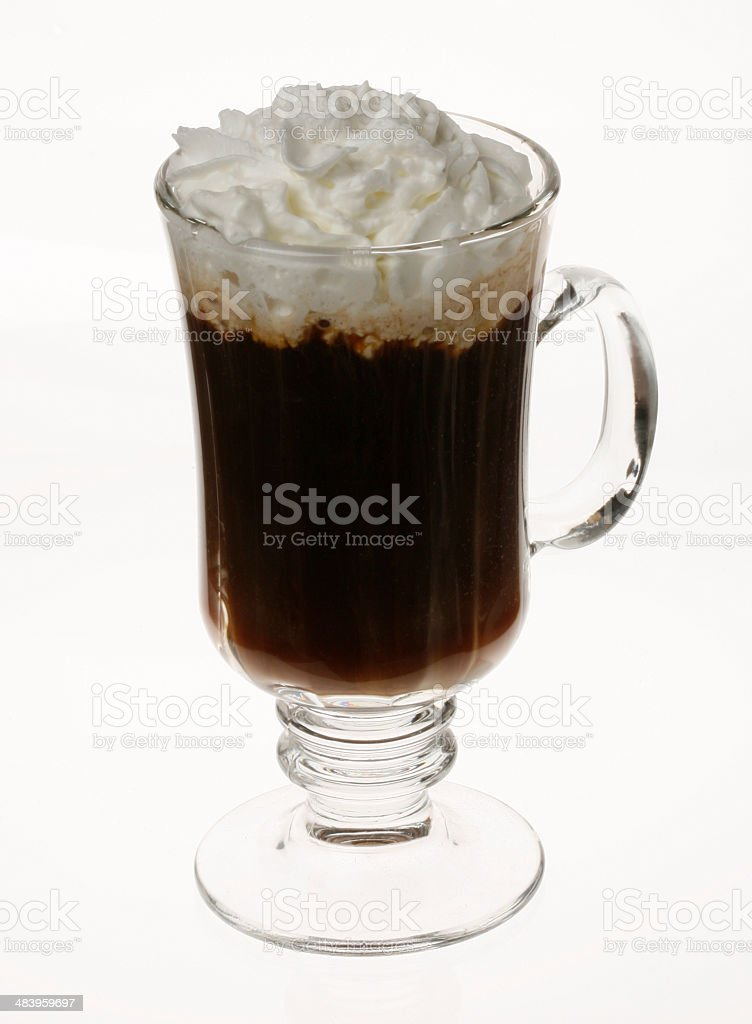 Kahlua Coffee royalty-free stock photo