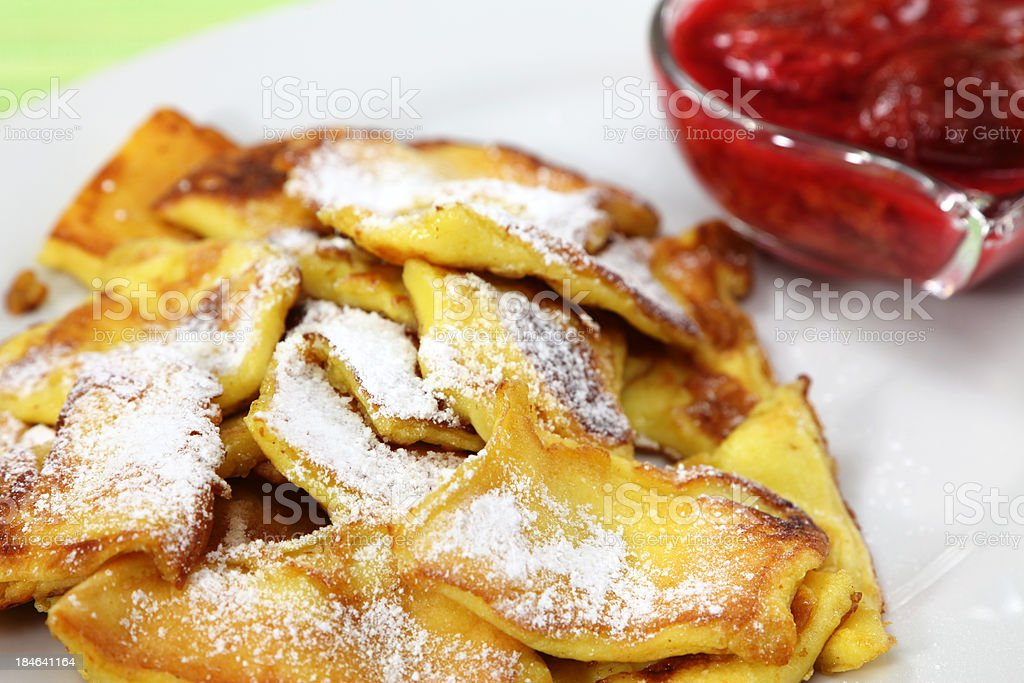 Kaiserschmarrn royalty-free stock photo