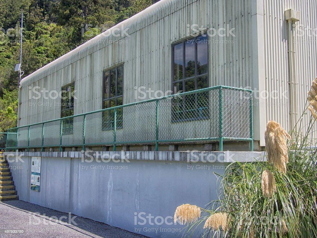 Kaitoke Strainer House stock photo