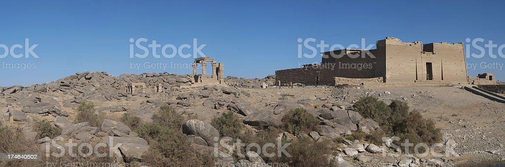 Kalabsha Temple royalty-free stock photo