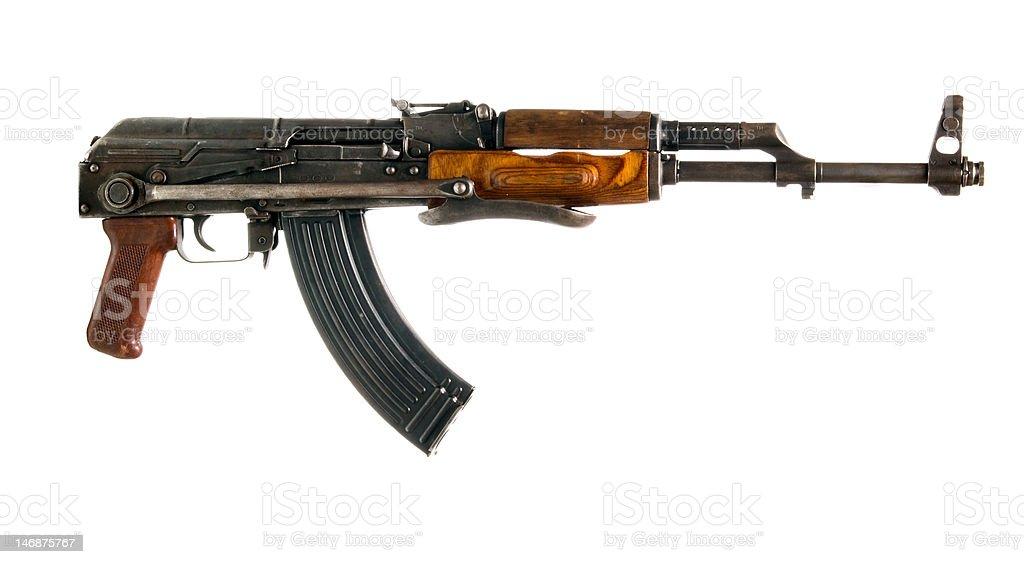 Kalashnikov royalty-free stock photo