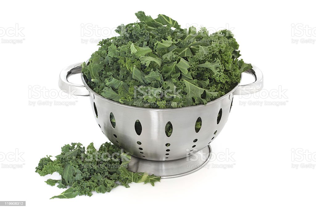 Kale Cabbage royalty-free stock photo