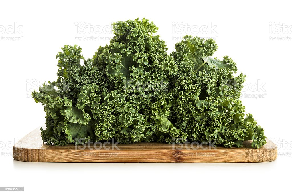 Kale stock photo