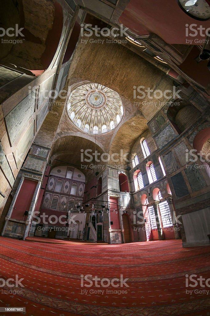 Kalenderhane Mosque royalty-free stock photo
