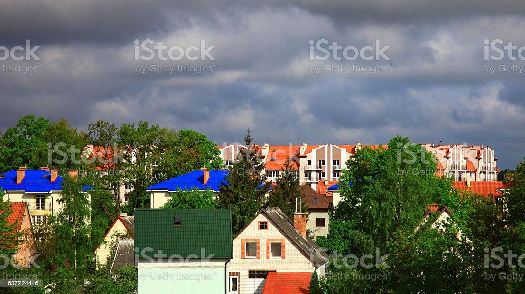 Kaliningrad, Russia. stock photo