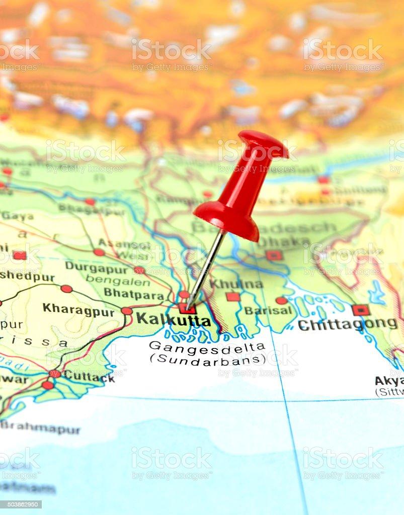 Kalkutta, India stock photo