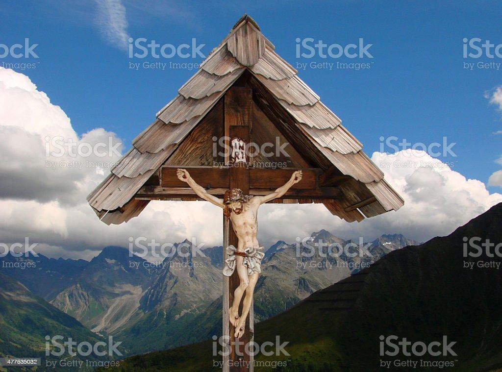 Kals in Osttirol stock photo