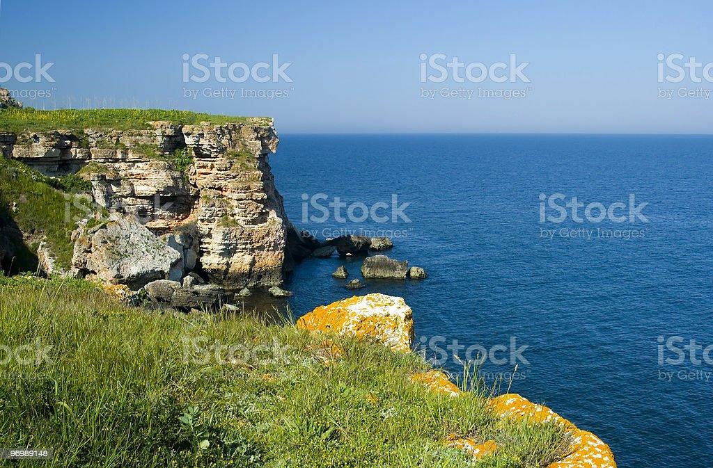 Kamen Bryag shore I stock photo