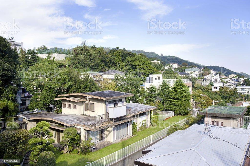 Kammaki. Japan royalty-free stock photo