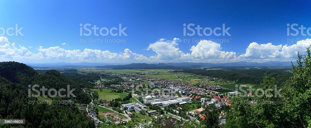 Kamnik, Slovenia stock photo