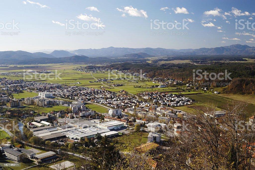 Kamnik,Slovenia stock photo