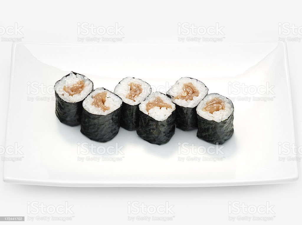 Kampio maki sushi royalty-free stock photo