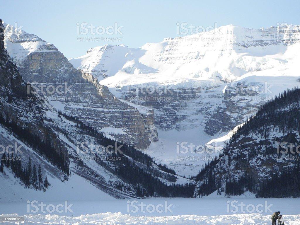Kananaskis Mountains stock photo