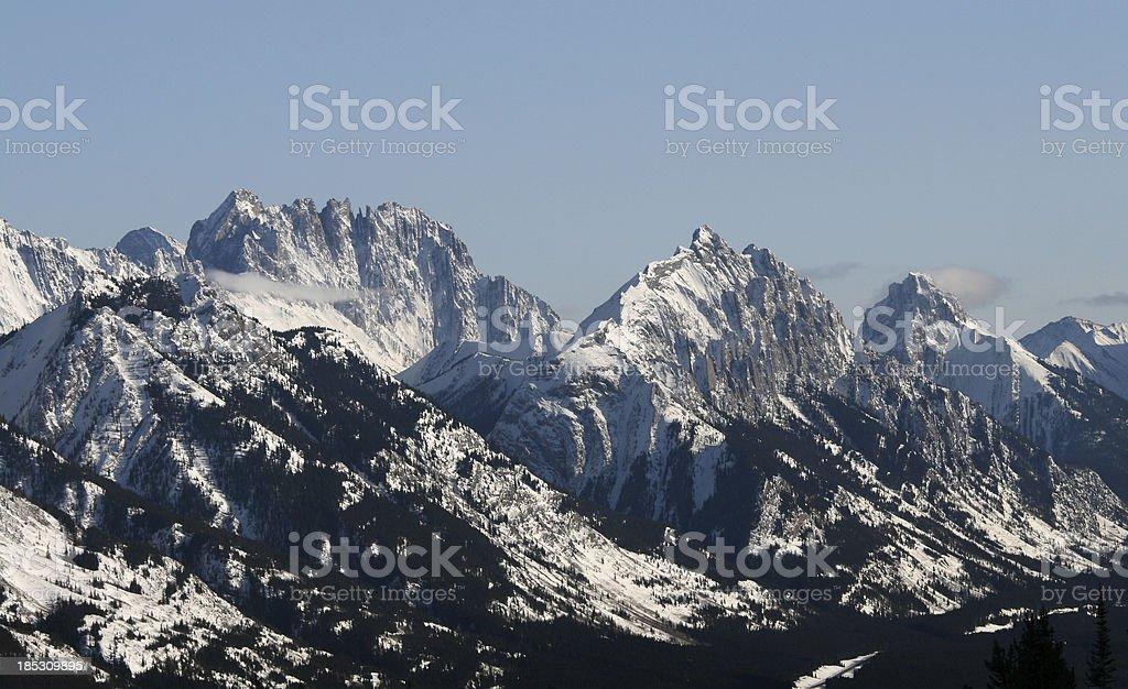 Kananaskis Valley stock photo