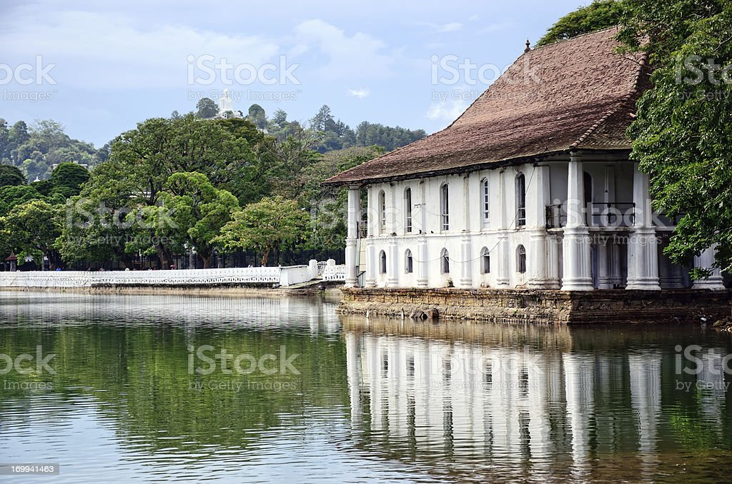 Kandy, Sri Lanka stock photo