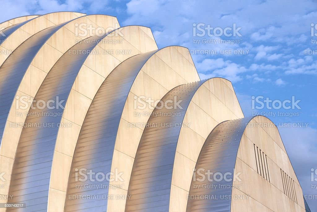 Kansas City architecture stock photo