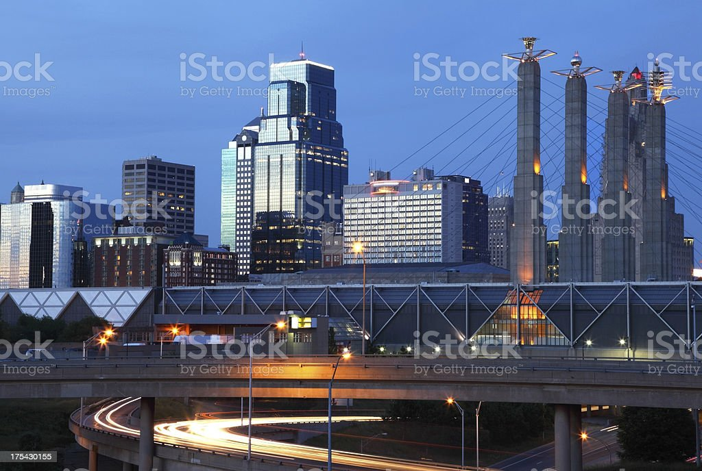 Kansas City stock photo