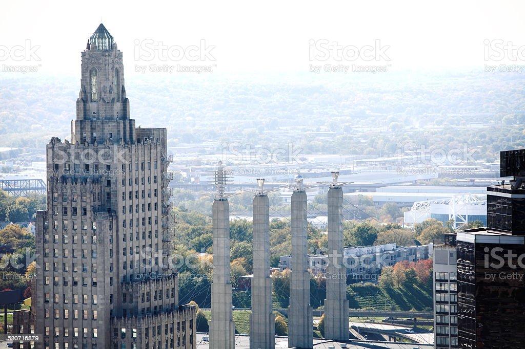 Kansas City stock photo