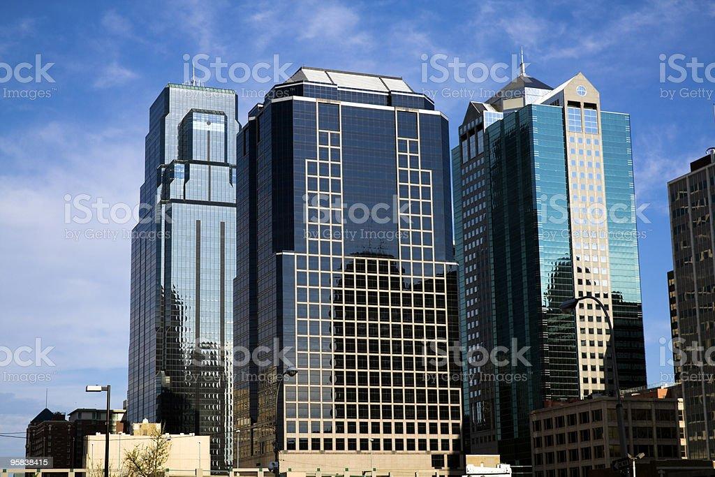 Kansas City royalty-free stock photo