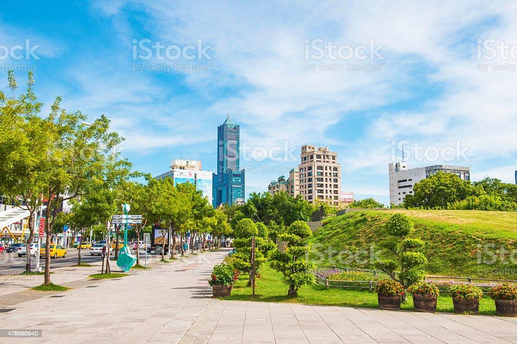 Kaohsiung, Taiwan stock photo
