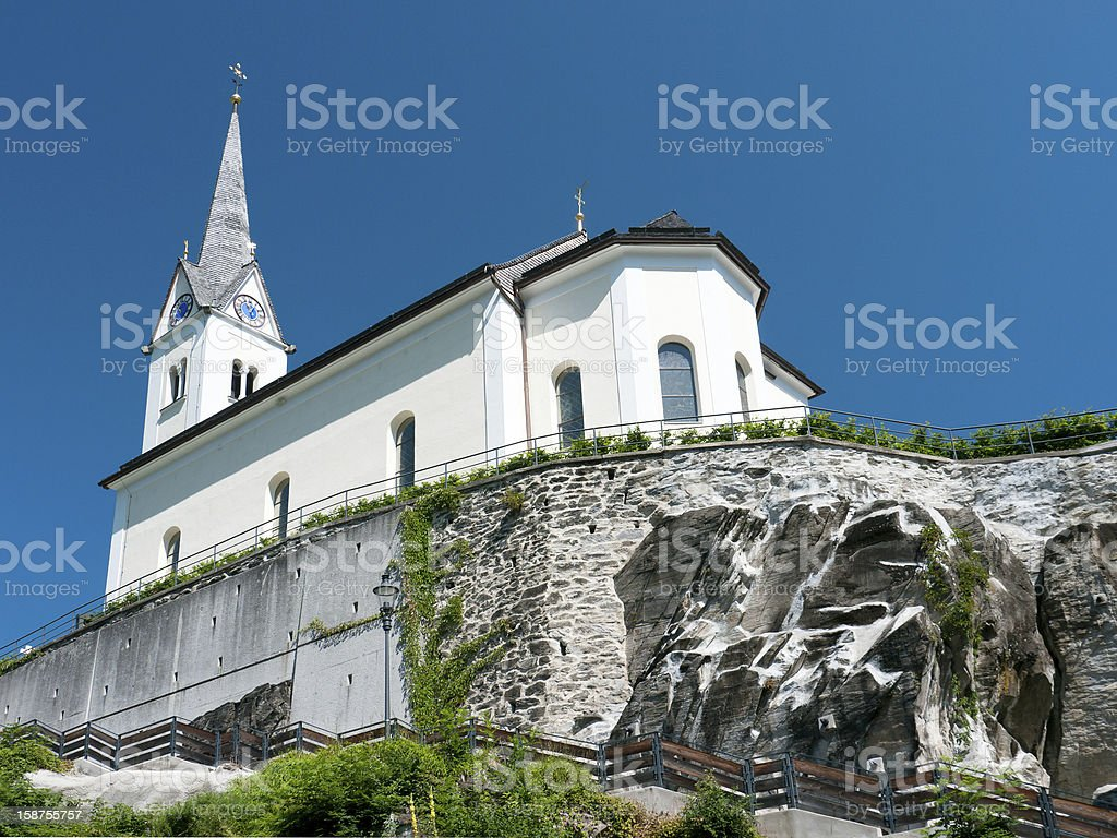 Kaprun, Austria royalty-free stock photo
