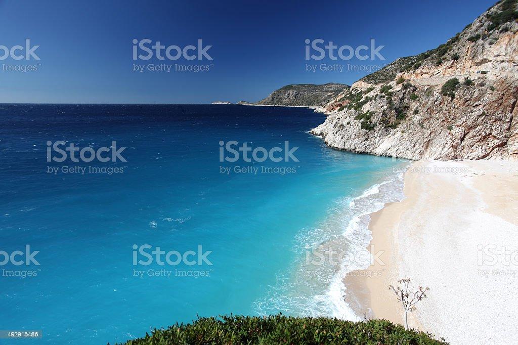 Kaputas beach. stock photo