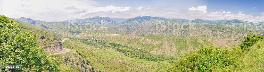 Karabakh stock photo