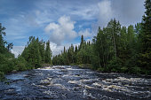 Karelia river
