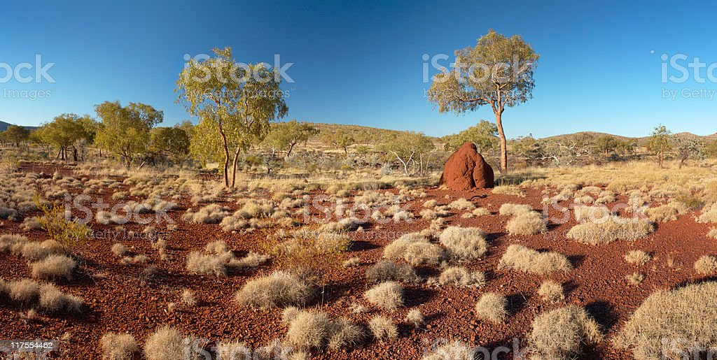 Karijini National Park, Western Australia stock photo