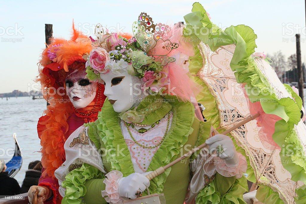 Karneval 4 royalty-free stock photo