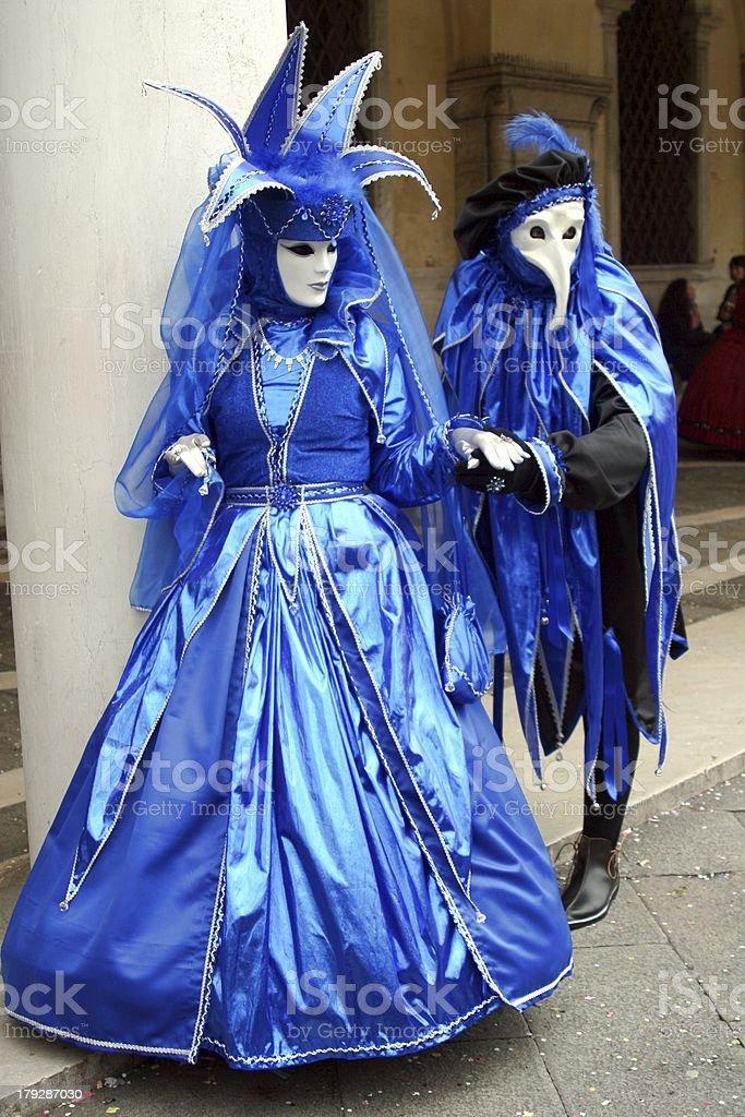 Karneval Venedig 3 royalty-free stock photo