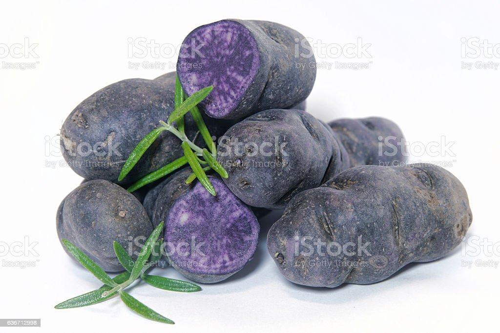 Kartoffeln stock photo