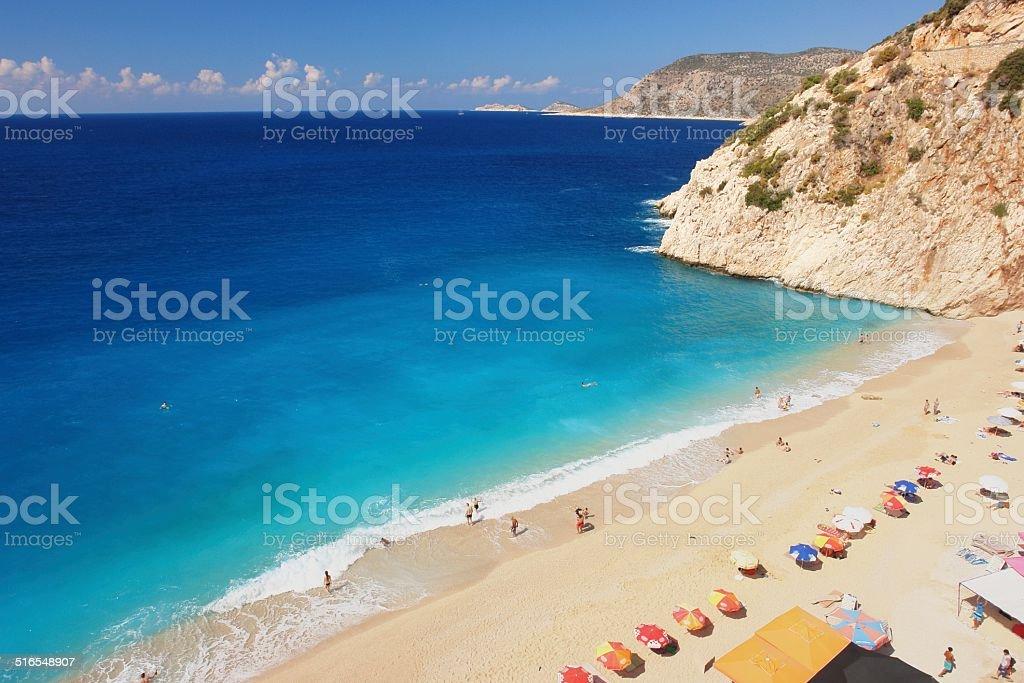 Kas, Turkey stock photo