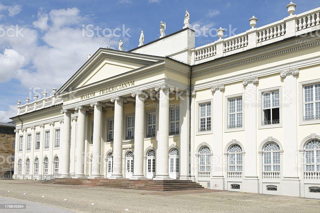 Kassel, Museum Fridericianmum stock photo