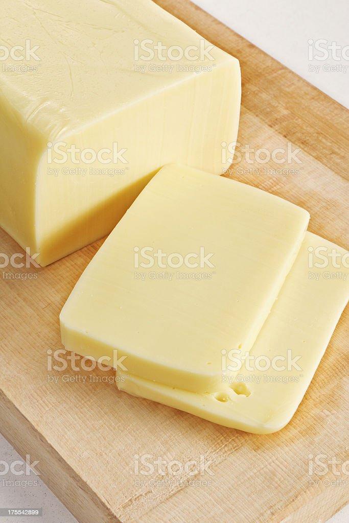 Kasseri Cheese stock photo