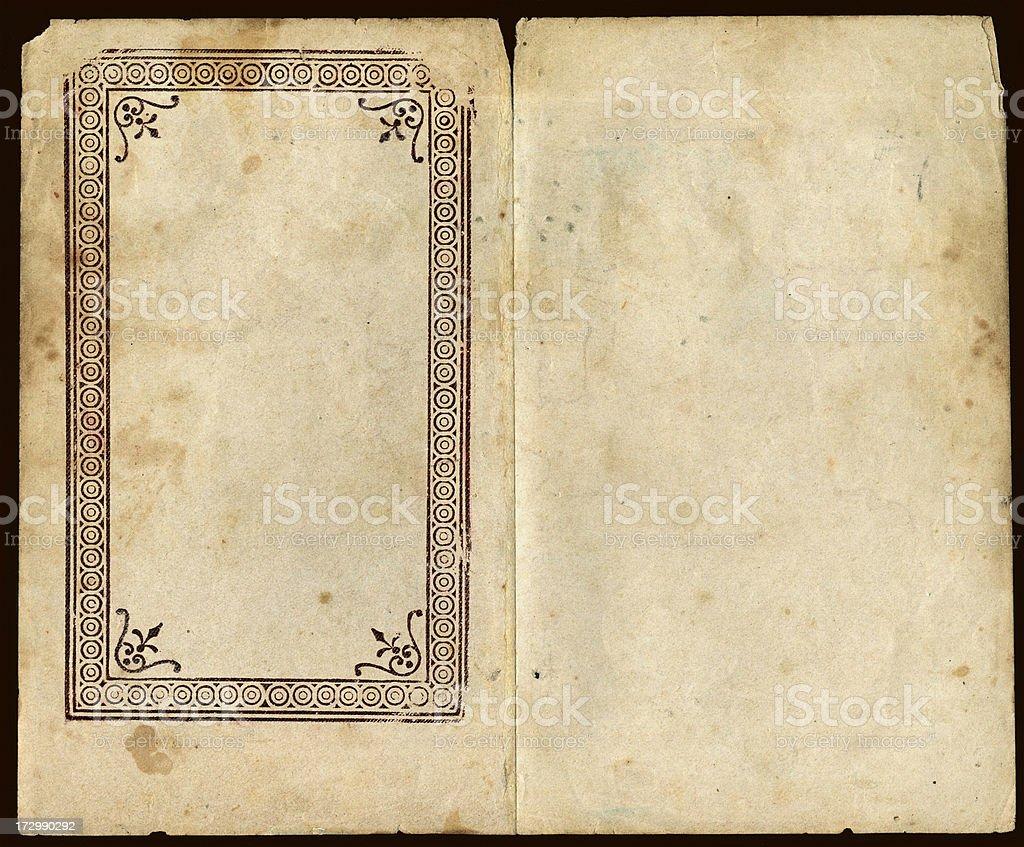 Kastellorizo scrapbook stock photo
