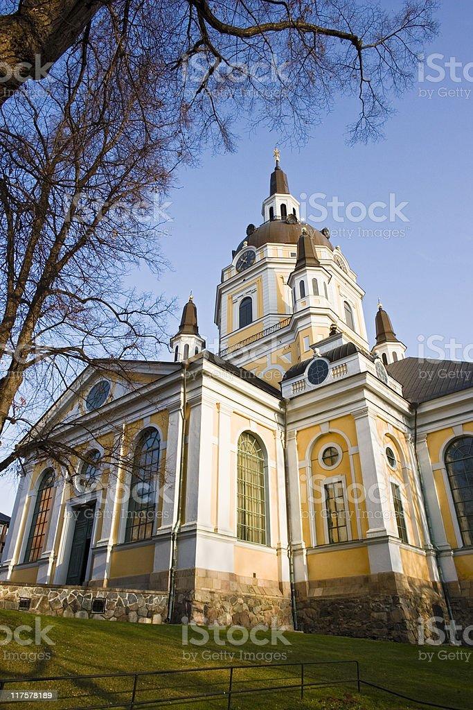 Katarina Church (Stockholm, Sweden) royalty-free stock photo
