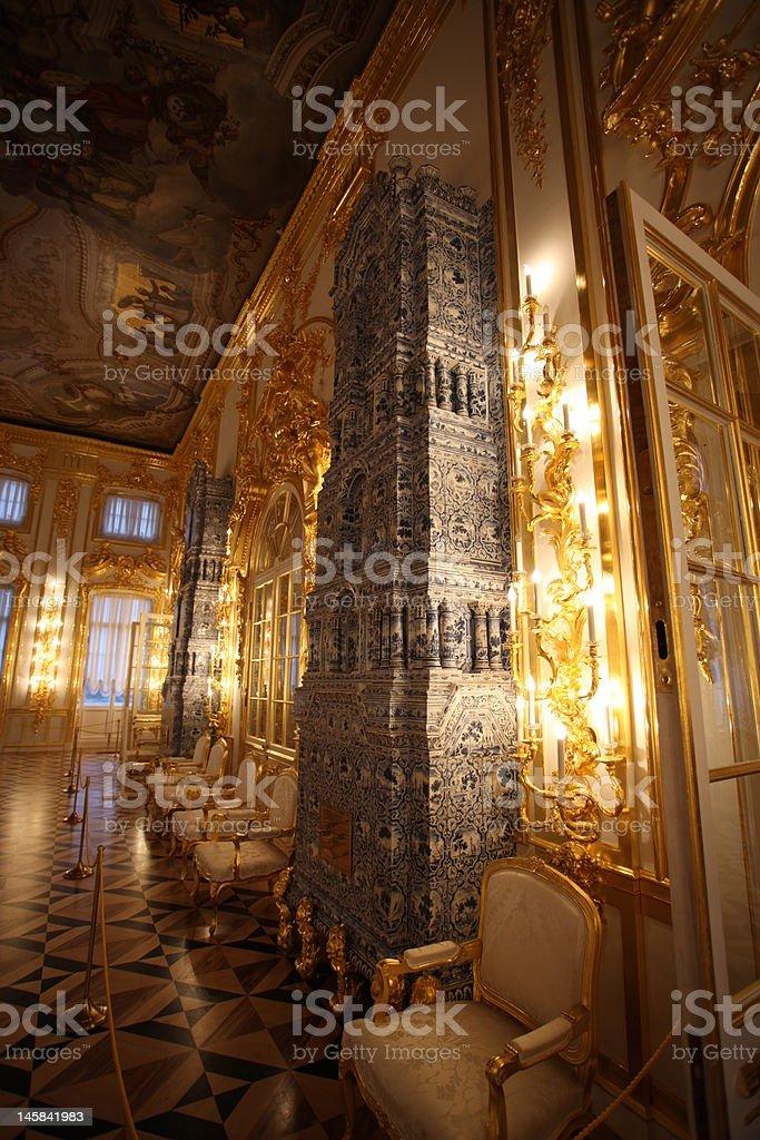 Katherine's Palace royalty-free stock photo